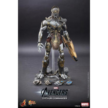 Hot Toys Chitauri Commander-The Avengers MMS227