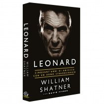 Leonard di William Shatner