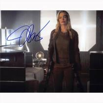 Autografo Jeri Ryan - Star Trek Picard 2 Foto 20x25