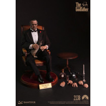PREORDINE The Godfather DMS032  The Godfather 1972 Vito Corleone 1/6 action figure by Damtoys The Godfather Vito Corleone