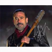 Autografo Jeffrey Dean Morgan - The Walking Dead Foto 20x25