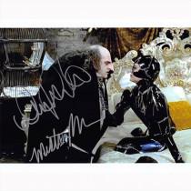 Autografo Danny DeVito & Michelle Pfeiffer - Batman Returns Foto 20x25