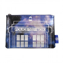 Doctor Who Cosmetic Bag - Galaxy