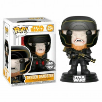 FUNKO POP! Star Wars Solo Dryden Gangster Exclusive #254