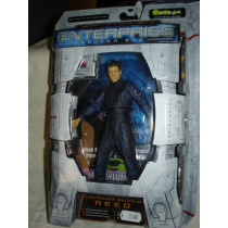 Star Trek Enterprise Reed Action Figure Art Asylum