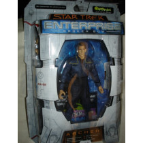 Star Trek Enterprise Archer Action Figure Art Asylum