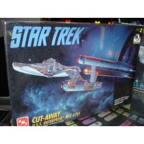 Star Trek – Cut-Away USS Enterprise 1701 – Modellino