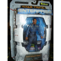 Star Trek Enterprise Mayweather Action Figure Art Asylum