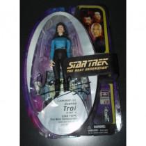 Action Figure Commander Deanna Troi autografata da Marina Sirtis
