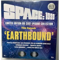 Space 1999 Earthbound Eagle set with 2 Ships Sixteen 12