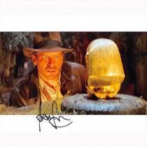 Autografo Harrison Ford - Indiana Jones 9 Foto 20x25