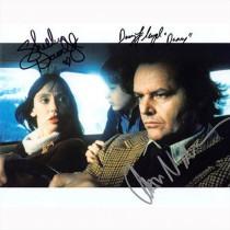 Autografo The Shining Cast 3 actors Foto 20x25