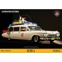 Blitzway ECTO-1 GHOSTBUSTERS 1/6 Vehicle REPLICA Disponibile IN STOCK