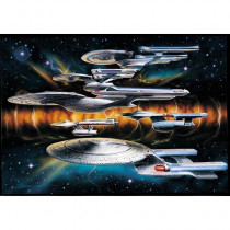 "Litografia ""Enterprise Commemorative"" 100 x 66 cm"""