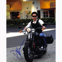 Autografo Daniel Dae Kim - Hawaii Five Foto 20x25