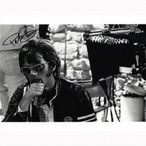 Autografo Peter Fonda - Easy Rider Foto 20x25
