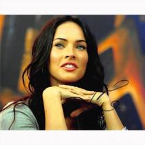 Autografo Megan Fox Foto 20x25