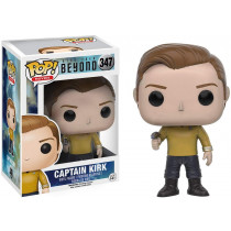 Funko Pop! Vinile Star Trek STB Kirk Duty Uniform