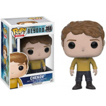 Funko Pop! Beyond Pop Vinile Star Trek STB Chekov Duty Uniform