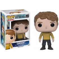 Funko Pop! Beyond Pop Vinile Star Trek STB Chekov Duty Uniform