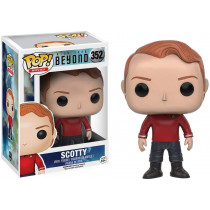 Funko Pop!  Star Trek Beyond-Scotty (Duty Uniform)