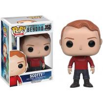 Funko Pop!  Star Trek Beyond-Scotty (Duty Uniform)
