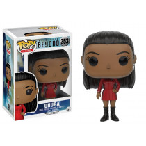Funko Pop! Beyond Pop Vinile Star Trek STB Uhura Duty Uniform, 10492