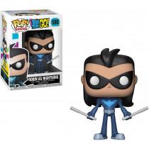 Funko Pop!  Teen Titans Go Robin as Nightwing