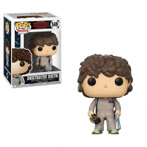 Funko Pop!  Pop Vinile Television Stranger Things S2 Dustin Ghostbusters