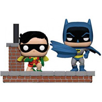 Funko Pop!  Comic Moment 80th: Look Batman And Robin (1964),
