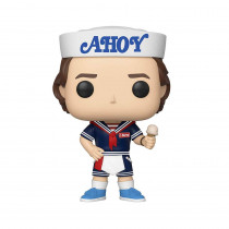 Funko Pop! Vinyl: Stranger Things: Steve w/Hat And Ice Cream