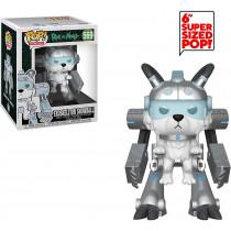 Funko Pop!  Rick & Morty Exoskeleton Snowball #569