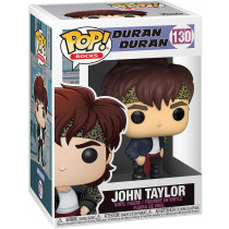 Funko Pop!  Duran Duran John Taylor #130