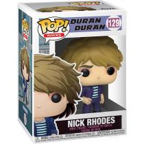 Funko Pop! Duran Duran Nick Rhodes #129