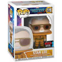 Funko Pop!  Guardians of the Galaxy vol. 2-Stan Lee-NYCC Exclusive