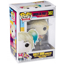 Funko Pop! Heroes Bird of Pray  Harley Quinn (Caution Tape)