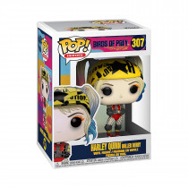 Funko Pop! Birds of Prey: Harley Quinn (Roller Derby) #307