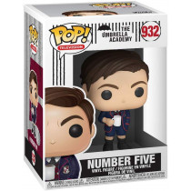 Funko Pop! Umbrella Academy Number Five #932