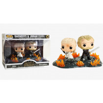 Funko Pop! Game of Thrones-Daenerys & Jorah