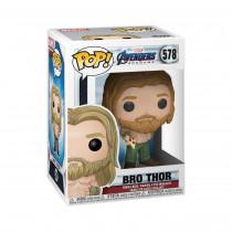 Funko- Pop Marvel: Endgame-Thor w/ Can