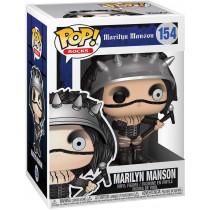 Funko Pop! Rocks Marilyn Manson #154
