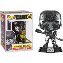 Funko Pop! Star Wars The Rise of Skywalker: -KOR Club (Hematite Chrome) #332