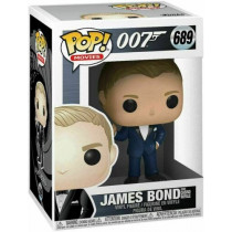 Funko Pop! James Bond: Daniel Craig (Casino Royale)