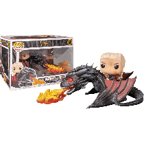 Funko Pop!  Game of Thrones Daenerys on Fiery Drogon