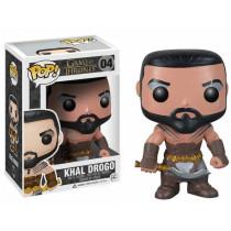Funko-Il Pop Vinile Il Trono di Spade Khal Drogo, 3013