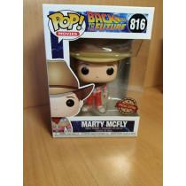 Funko Pop! Ritorno al futuro: Marty McFly #816 (Cowboy) Special edition