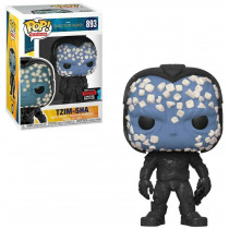 Funko POP! Doctor Who: Tzim-SHA #893 Fall Convention 2019 Exclusive