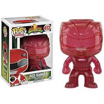 Funko Pop! Power Rangers: Red Ranger #412 Morphing Exclusive