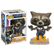 Funko Pop!  Guardian of the Galaxy 2, Rocket Raccoon