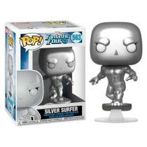Funko Pop! Fantastic Four-Silver Surfer